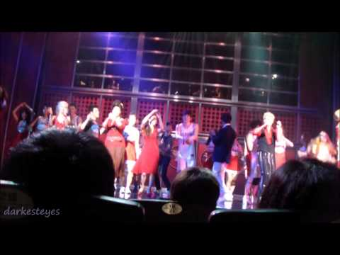 [Fancam] 130713 F(x) Luna - Curtain Call At High School Musical