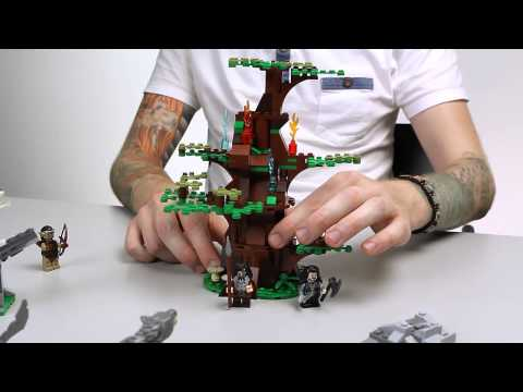 LEGO® The Hobbit™ 79002 Attack of the Wargs