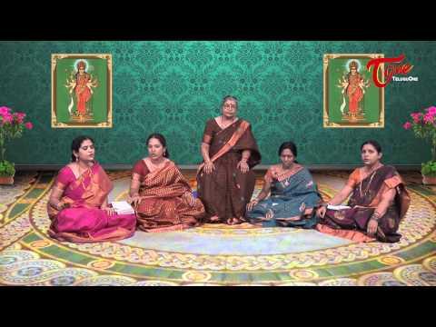 Sampradaya Mangala Harathulu || Episode 16 || Parvathi Devi
