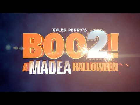 Boo 2! A Madea Halloween (Trailer 'Tiny')