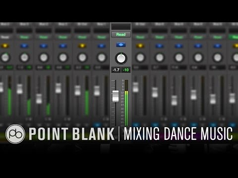 Mixing Dance Music in Logic Pro X: Bass & Drums (Part 1)