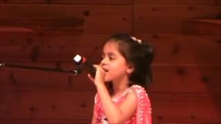 The Foundations TV Best Singer – Child Award 2016