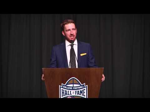 Video: 2017 Georgia Tech Sports Hall of Fame: Roberto Castro