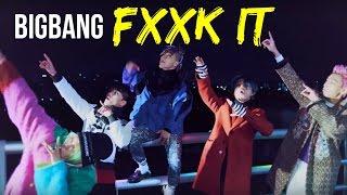 BIGBANG - FXXK IT. Letra fácil (pronunciación)