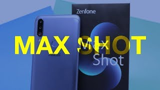 Tudocelular - Hands-on do Zenfone Max Shot - o brasileiro da Asus