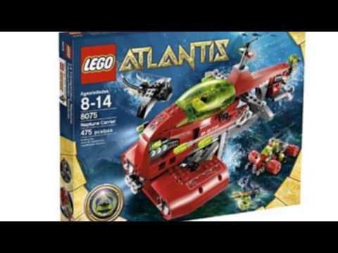 Video YouTube video advertisement of the Atlantis Neptune Carrier