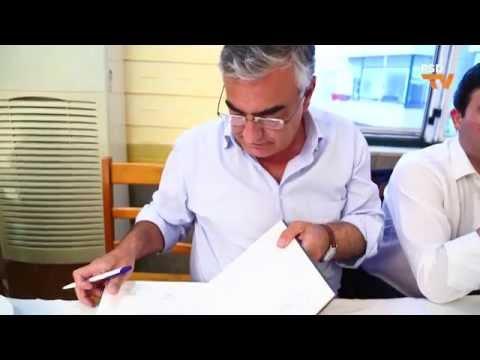 José Matos Rosa na Tomada de Posse dos novos Órgãos do PSD e da JSD de Oliveira do Hospital