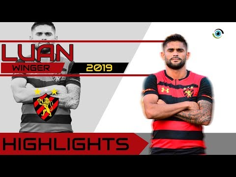 Luan - Ponta/Winger - Sport Recife - 2019