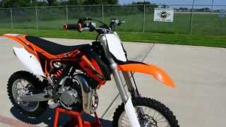 1. 2014 KTM 85 SX   Overview and Review   For Sale $5,399