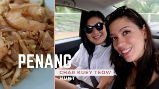 I take advantage of a weekend work gig in Penang for a chance to traipse around town with bestie Grace Tan. First stop to their...