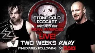 Nonton Dean Ambrose Beim Stone Cold Podcast     Bald Auf Wwe Network Film Subtitle Indonesia Streaming Movie Download