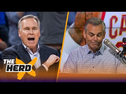 Is Mike D'Antoni's System Fooling People In 2018? | THE HERD