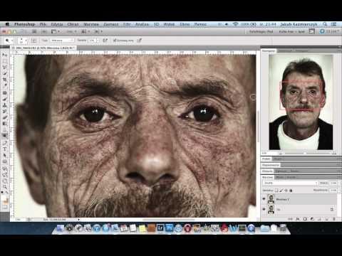 Obróbka w stylu Dragana w Photoshopie - poradnik wideo