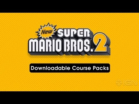 ignentertainment - Click here for our New Super Mario Bros. U review http://bit.ly/V4g3qn Take a look at the final set of DLC packs for New Super Mario Bros. 2 - including the ...