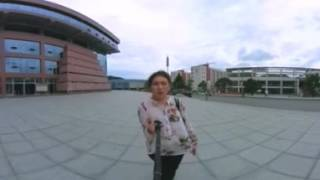 Tongren China  City pictures : 360 Tongren university, кампус