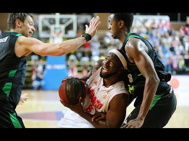 PLAYOFFS — Monaco 67 - 61 ASVEL — 1/2 finale, match 2 — Highlights