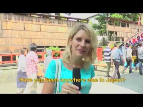 Travelers' Voice of Kyoto:FUSHIMI INARI Area Interview 007