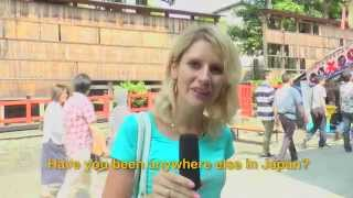 Travelers' Voice of Kyoto:FUSHIMI INARI Area Interview 007