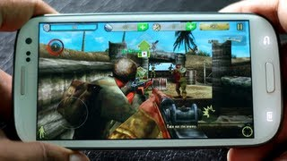 Top 10 Free HD Android Games 2013: High Graphic Games #2