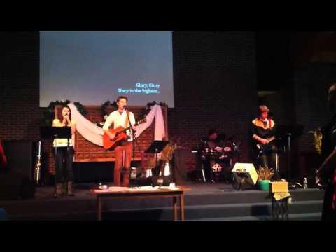 Levi's house band v3.0-Aaron Purdy