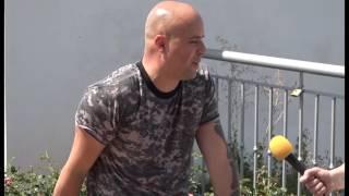 Motrišta - Petrovaradin iz ugla Ugripa, 01 09 2016 - Cro Info