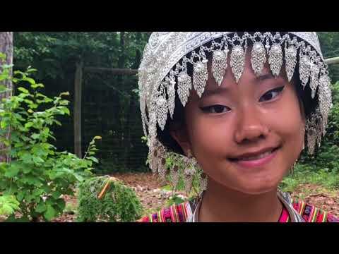 Paj Ntshua Nplaim Dance Group (видео)