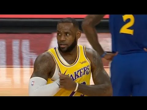 LAKERS VS. WARRIORS - 10/10/18 FULL GAME REVIEW (NO FOOTAGE)