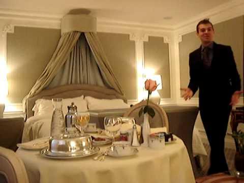 St. Regis Hotel deluxe suite