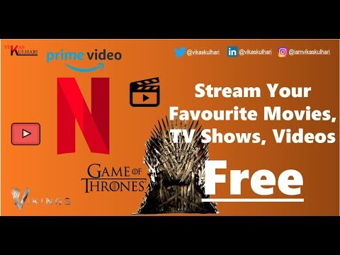 Free Downloads Your Favourite Movies, TV Shows, Videos   In Just 2-3 Steps  