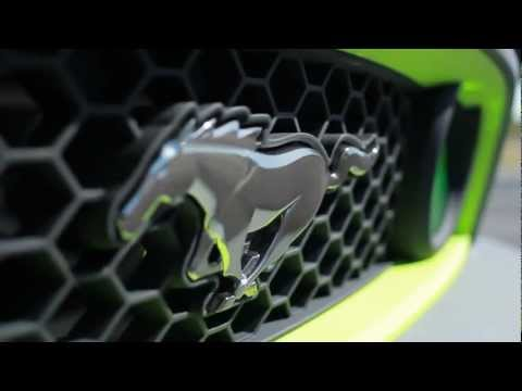VAUGHN GITTIN JR'S 2013 MONSTER ENERGY FALKEN TIRE FORD MUSTANG RTR REVEALED!