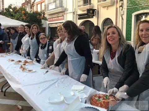 «Isla Cristina» Invitación Municipal a Roscón de Reyes