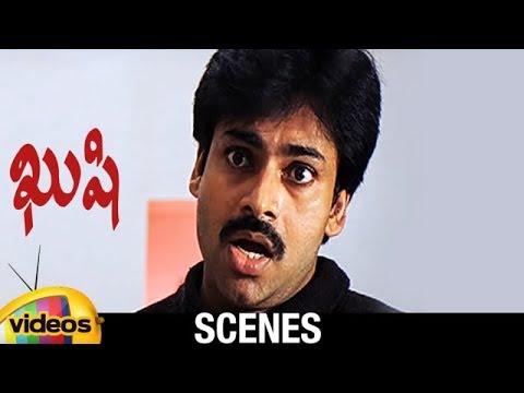 Kushi Full Movie - Part 10/11 - Pawan Kalyan, Bhoomika Chawla, SJ Surya