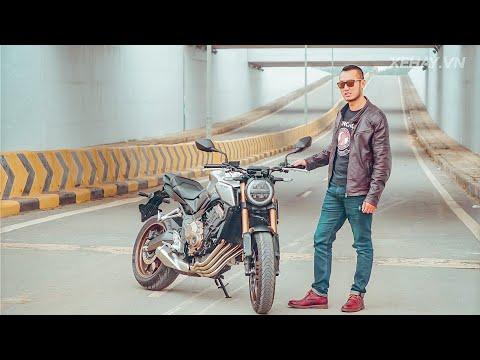 Đánh giá chi tiết Honda CB650R 2018/2019 giá 246 triệu - Quý ông Naked - Thời lượng: 26 phút.