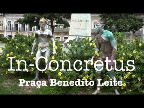 In-Concretus. Praça Benedito Leite