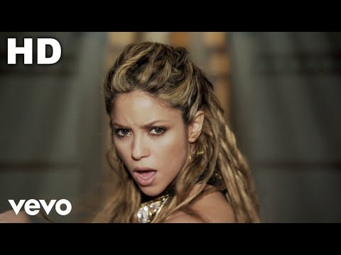 Did It Again - Shakira (Video)