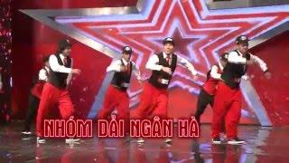 Vietnam's Got Talent 2014 - BÁN KẾT 5 - GIỚI THIỆU  TIẾT MỤC
