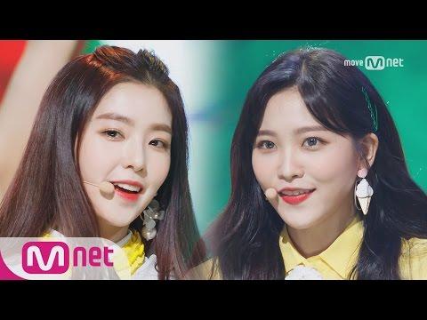 [Red Velvet - Rookie] KPOP TV Show | M COUNTDOWN 170216 EP.511