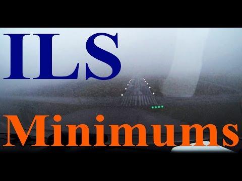 ILS Approach to Minimums | ATC Audio | Cessna 172M