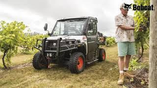 6. Built Tough for Rough Work The Bobcat® 3400 UTV For Sale In Belmont, OH