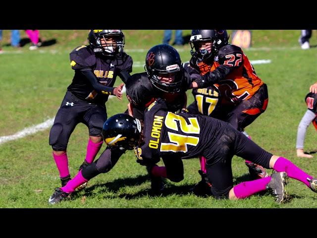 Well! Buffalo eleanor midget football league pity, that