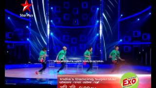 First elimination on India's Dancing Superstar