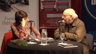 Vivian Lavín entrevista a Juan Radrigán en Sala Master