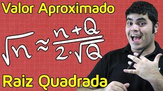 Video TRUQUE - Método para Aproximar Raiz Quadrada | Matemática Rio MP3, 3GP, MP4, WEBM, AVI, FLV November 2017