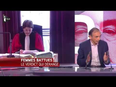 Zemmour/Femmes battues: affaire Sauvage, le verdict qui dérange