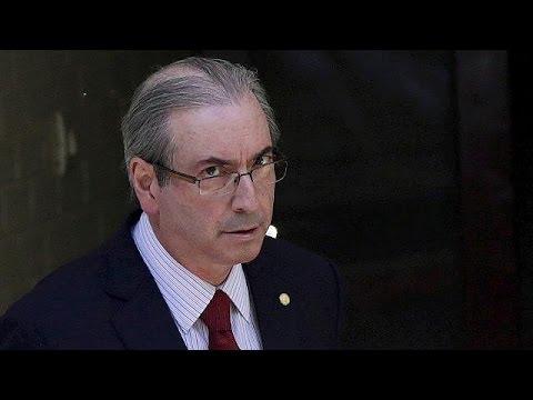 Βραζιλία: Παύση από το αξίωμα για τον πρόεδρο της Κάτω Βουλής