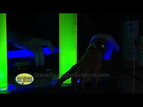 Glowing Halloween Ideas - Cool Science Experiments