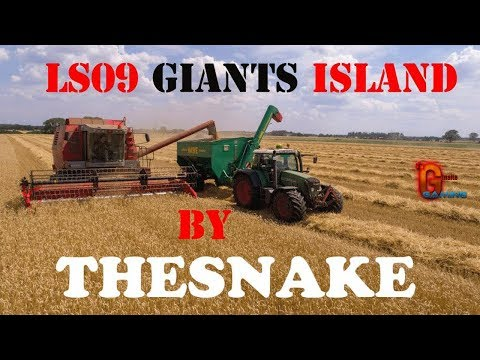 FS19 Giants Island 09 v1.0.6