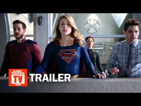 Supergirl Season 4 Comic-Con Trailer | Rotten Tomatoes TV