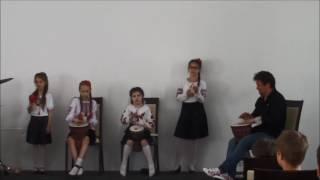 Ансамбль ударних інструментів «Віват Поділ!» у Центрі