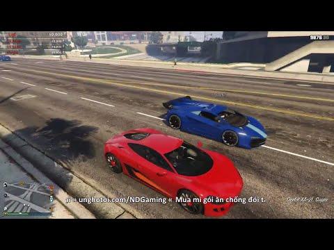 GTA 5 Online - Mua siêu xe mới và test nào ^^
